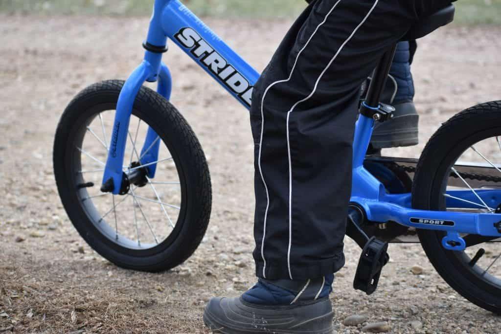 Strider 14x Bike Review & A Balance Bike Giveaway