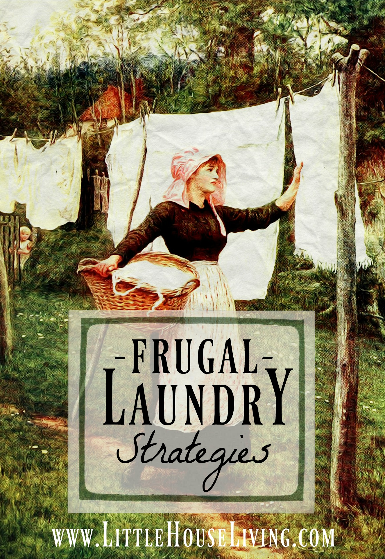 Want to save $$ on washing and drying your clothes...plus help your clothes last longer? These tips will save you over $500 a year! #savemoney #frugalliving