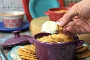 Warm Jalapeno Popper Dip Recipe