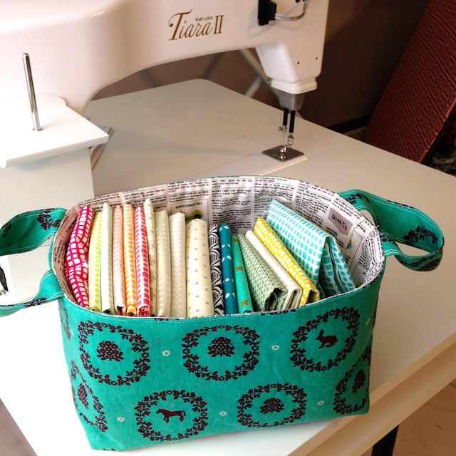Decisive image in printable sewing pattern