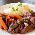 Blue Apron Steak Meal Kit Service