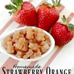 Strawberry Orange Gummy Bears