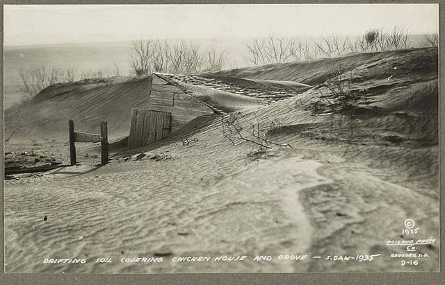 A South Dakota Prairie Story (Part 6) – Hardships and The Great Depression