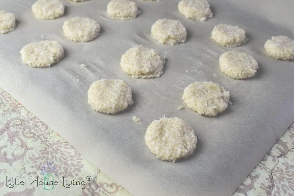 Baking Coconut Macaroons
