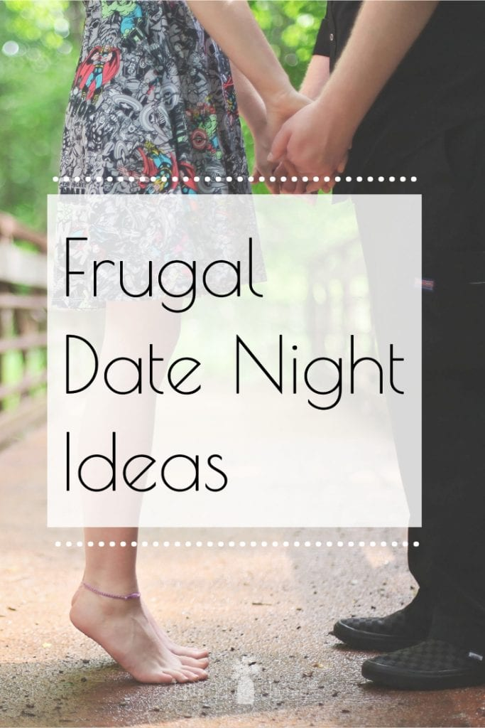 Date night doesn't have to cost a fortune. Here are 25+ frugal date night ideas for going out and staying in. Save money while having fun together with these creative date ideas that are cheap or even free! #frugaldatenight #datenightideas #cheapdateideas #creativedateideas