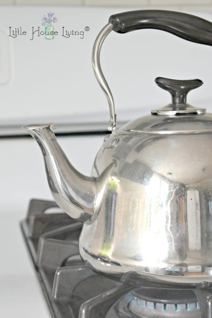Tea Kettle Old Fashioned