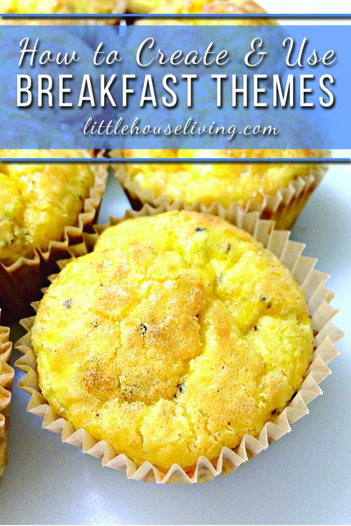 How to Use Breakfast Themes for Meal Planning