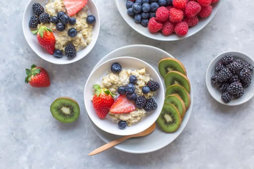 Oatmeal Breakfast Theme