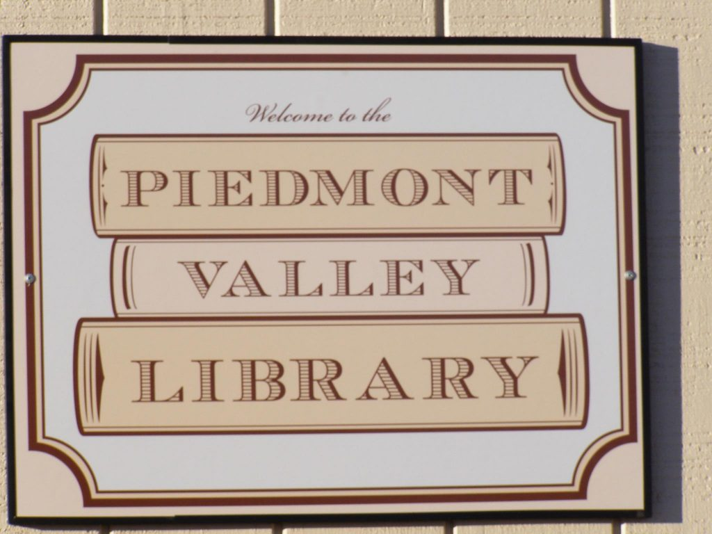 Piedmont Library