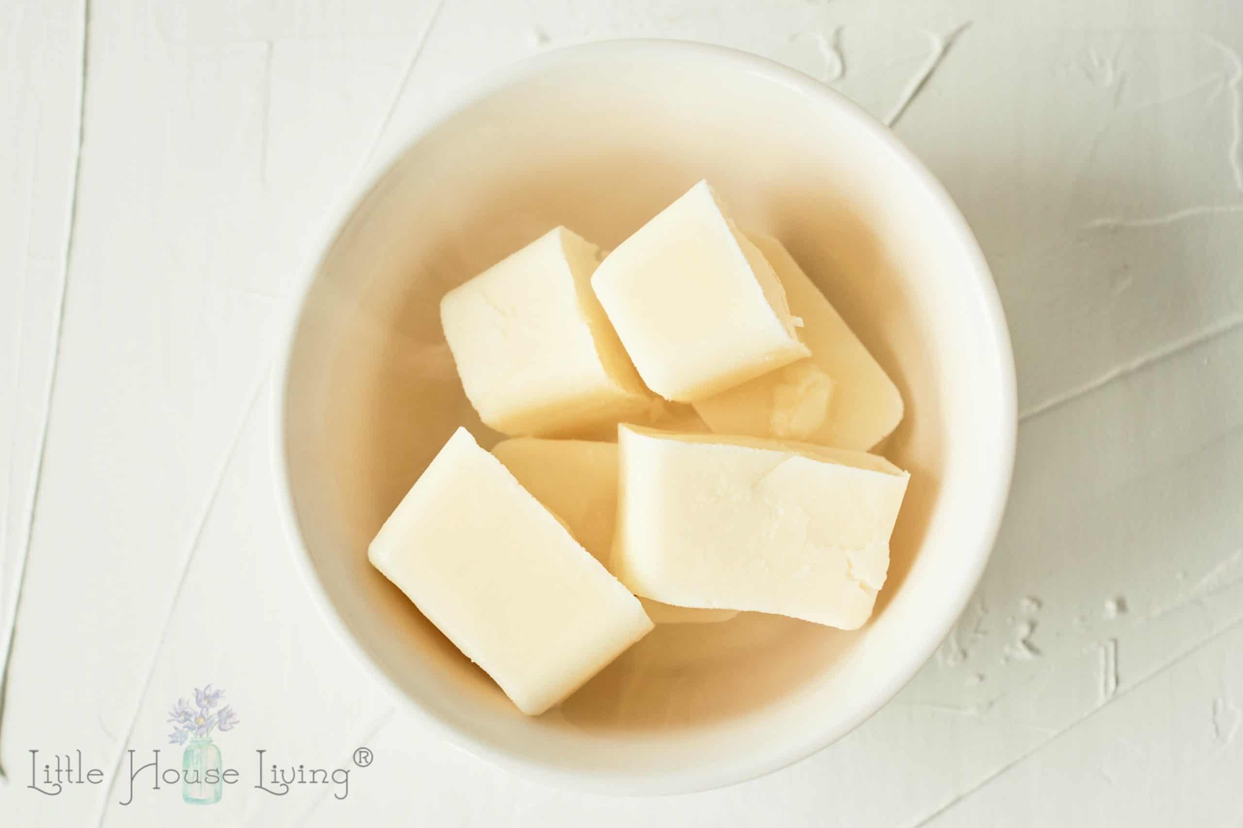 Cream Cubes