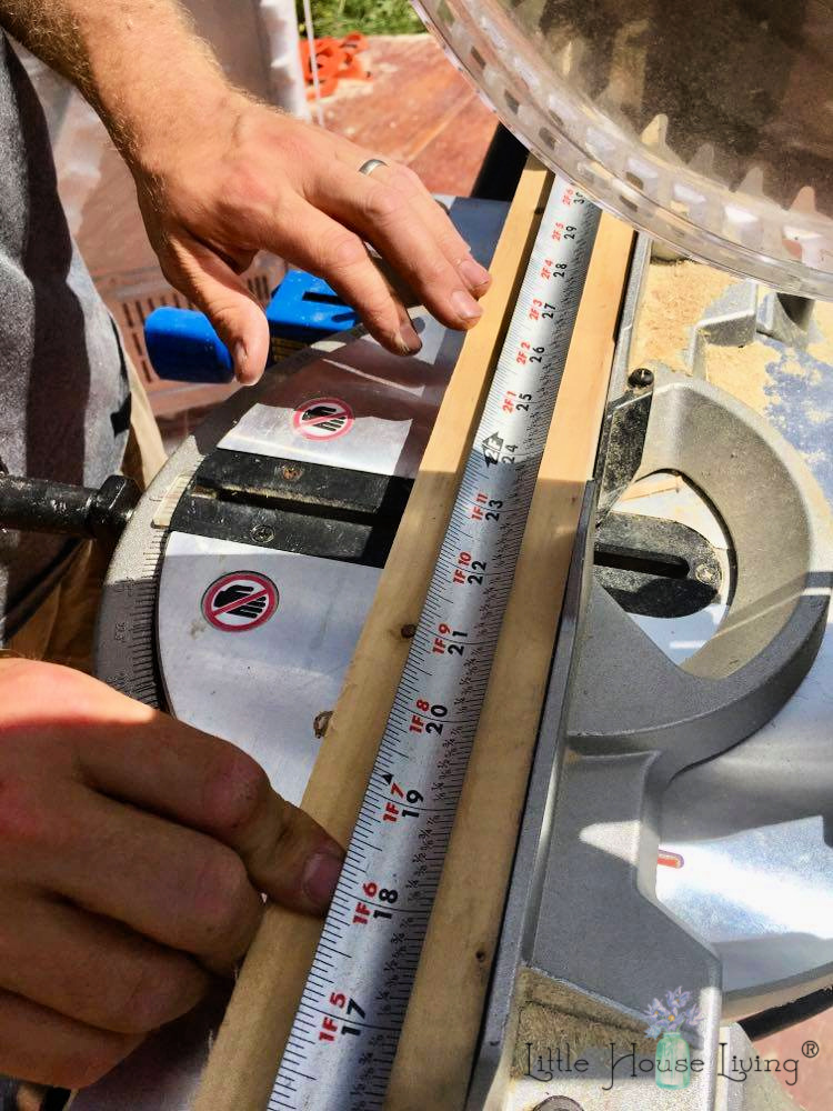 Measuring Rack