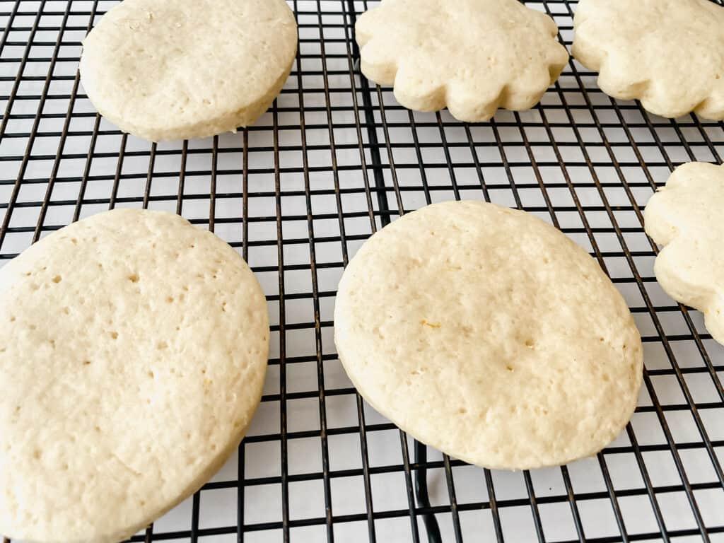 Baked Lemon Cookies