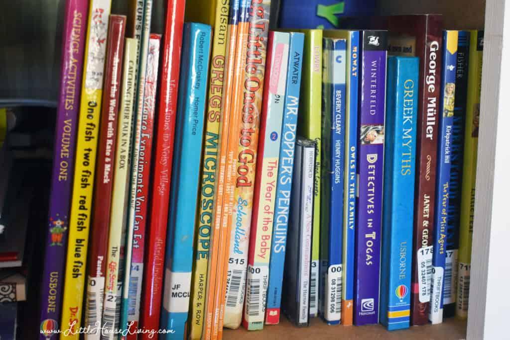 Sonlight Homeschooling