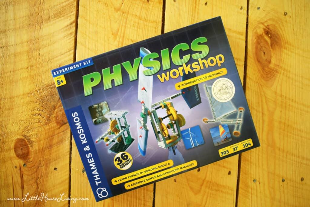 Physics Experiment Kit